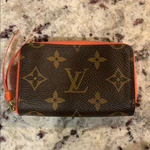 Genuine LV wallet
